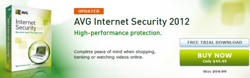 Download AVG Internet Security 2012 Offline Installer