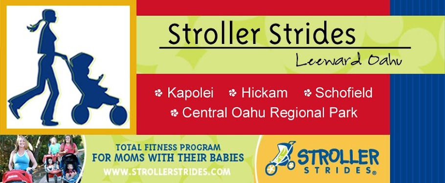 Stroller Strides Hawaii, Leeward Oahu
