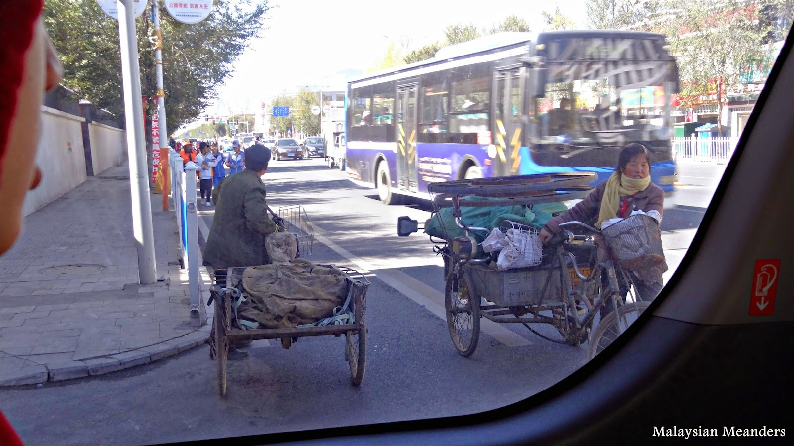 Tibet transporation
