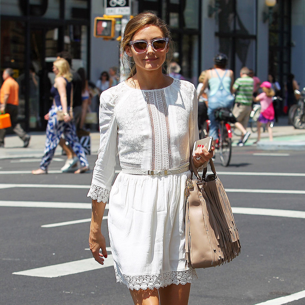 The Olivia Palermo Lookbook Olivia Palermo Street Style Queen