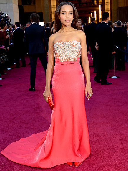 Kerry Washington Oscars dress, Miu Miu