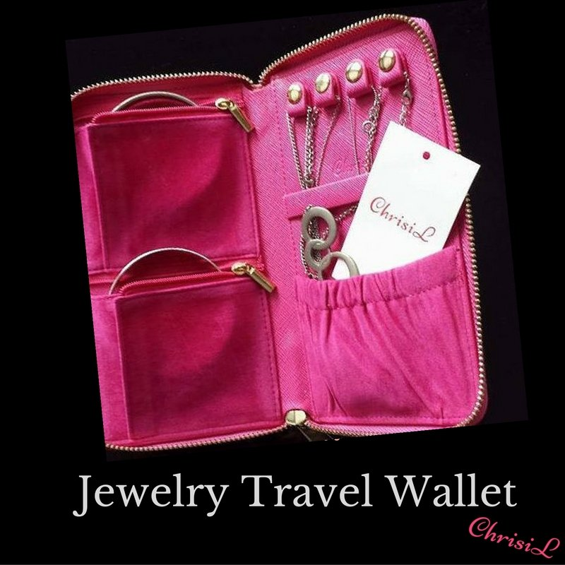 Chrisil Jewelry Wallets