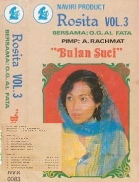 Do You Know Indonesia?: Album Musik Qasidah Orkes Gambus Al Fata Rosita Vol 3 Bulan Suci