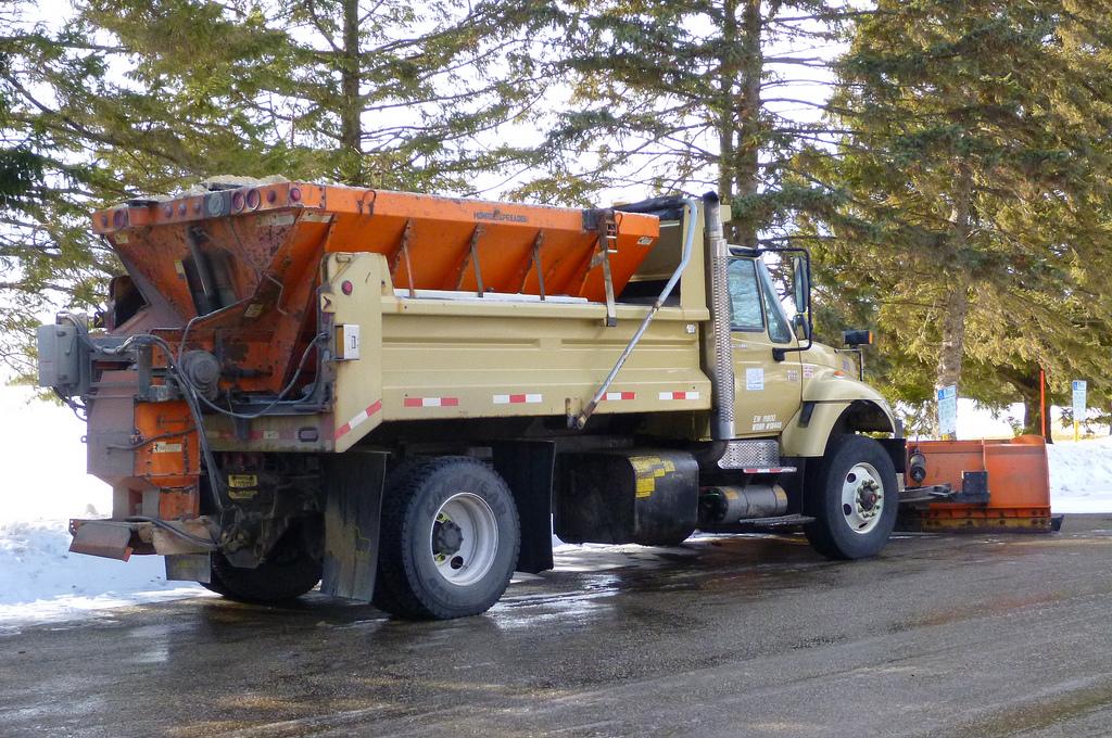 Save Our Stream: Road Salt Overuse