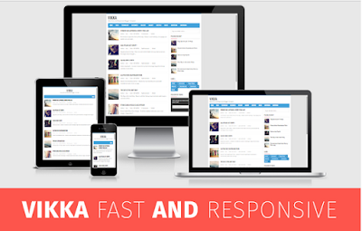 vikka-fast-and-responsive-blogger-template