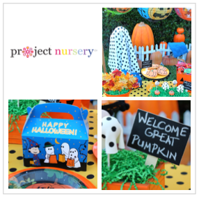 Party Feature | Project Nursery