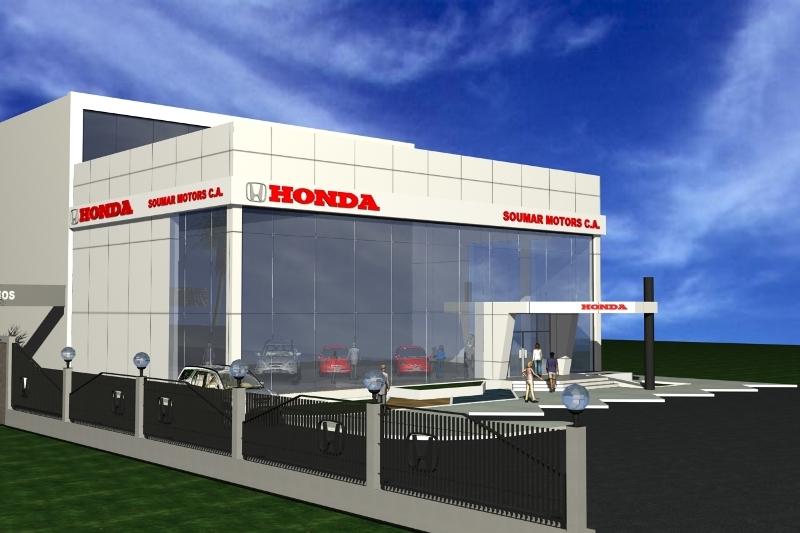honda motors venezuela: