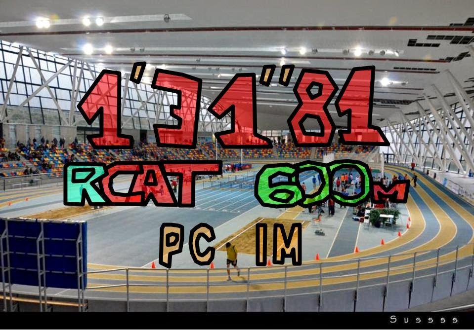 RCAT 600m PC IM