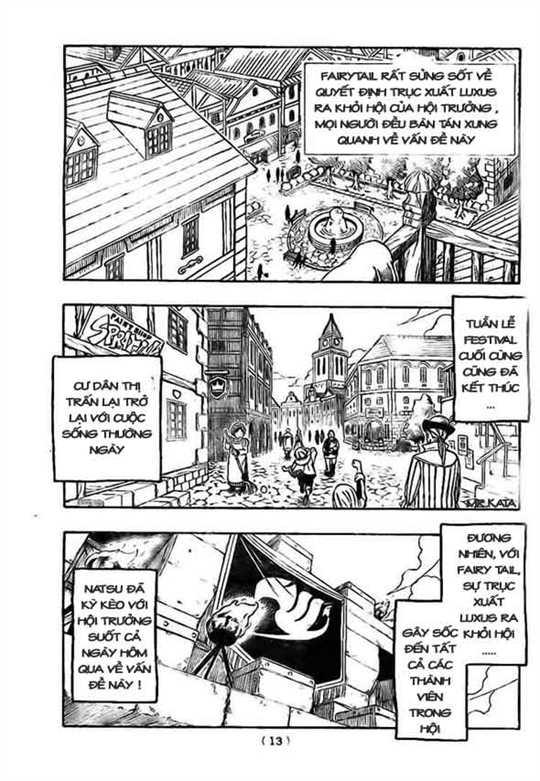 TruyenHay.Com - Ảnh 3 - Fairy Tail Chap 129