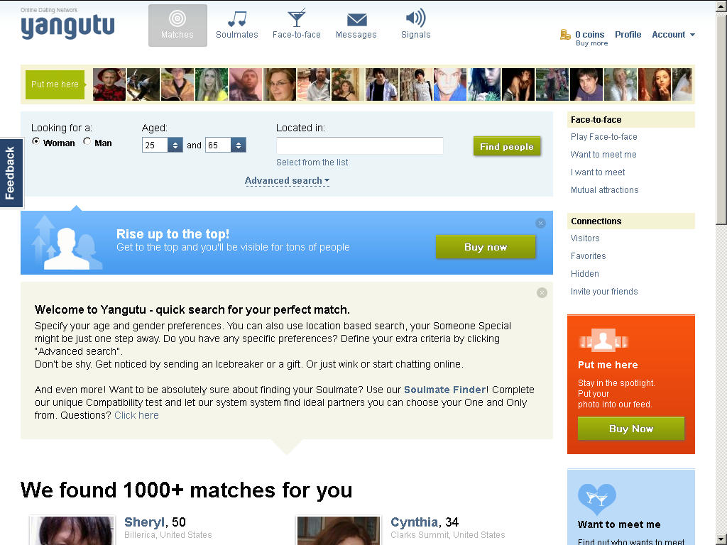 yangutu online and dating