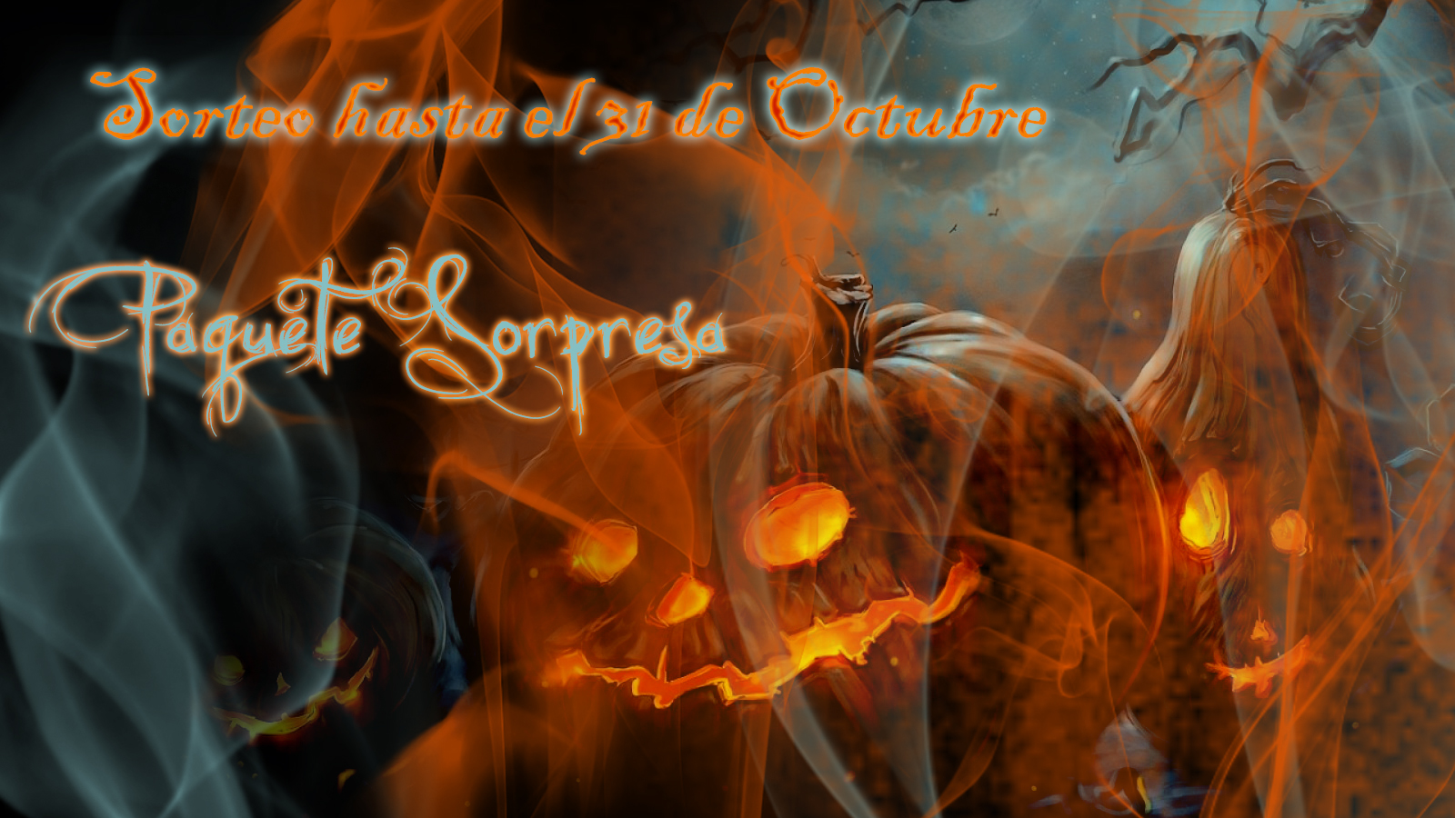 Sorteo Halloween