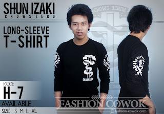 T-Shirt Crows Zero - Izaki Long Sleeve