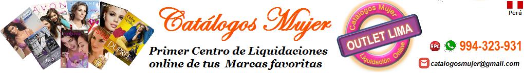 Catálogos Mujer:: Revistas online Peru 2015 UNIQUE CYZONE ESIKA DUPREE AVON ORIFLAME NATURA LEONISA