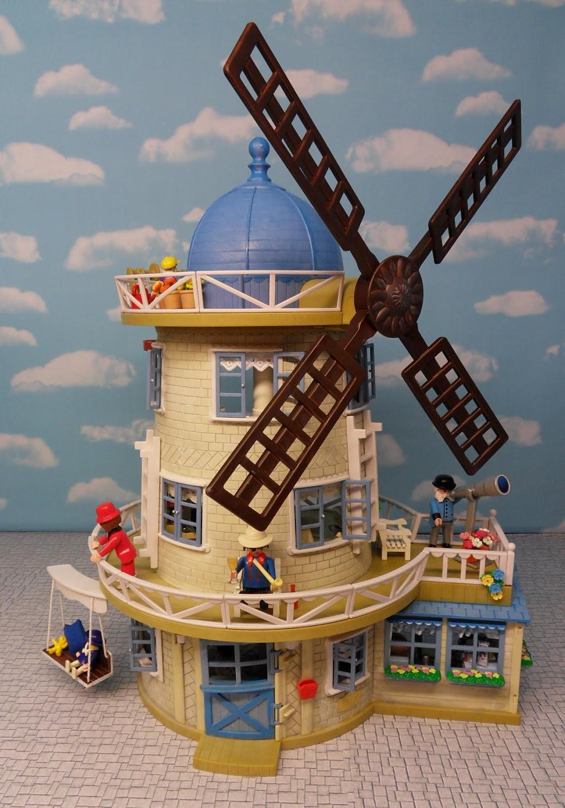 Windmill House Emma J S Playmobil
