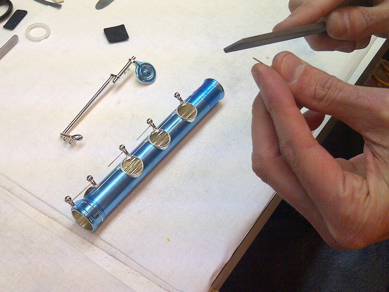 flute builder installing springs rh flutebuilder com