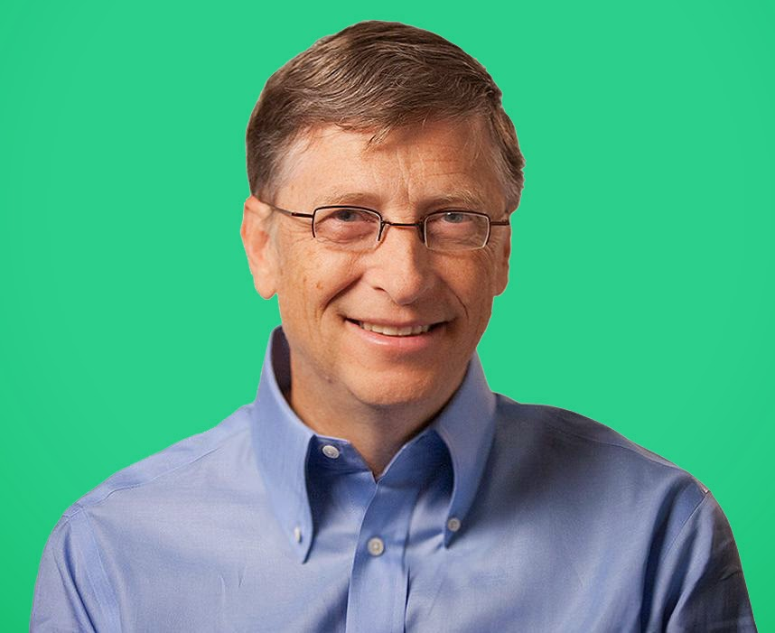 bill gates the richest man on the planet