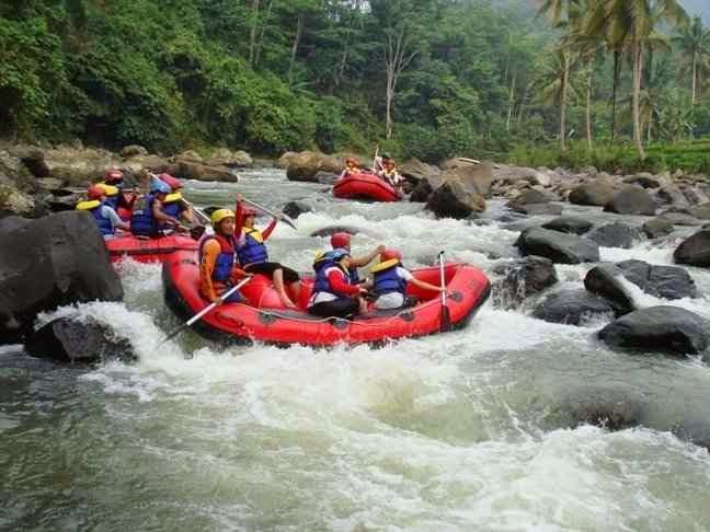 Arung Jeram Sungai Citarik