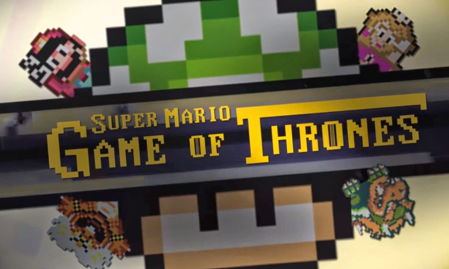 Super Mario World y Game of Thrones Entérate