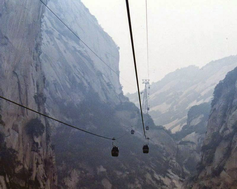 Exciting Gondola ride that will take you to the southern part of the peak