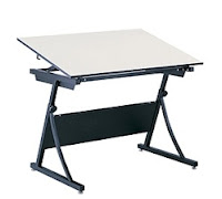 economy drafting table