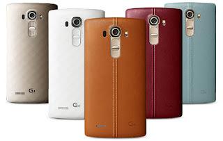 جوال ال جي الجديد LG G4