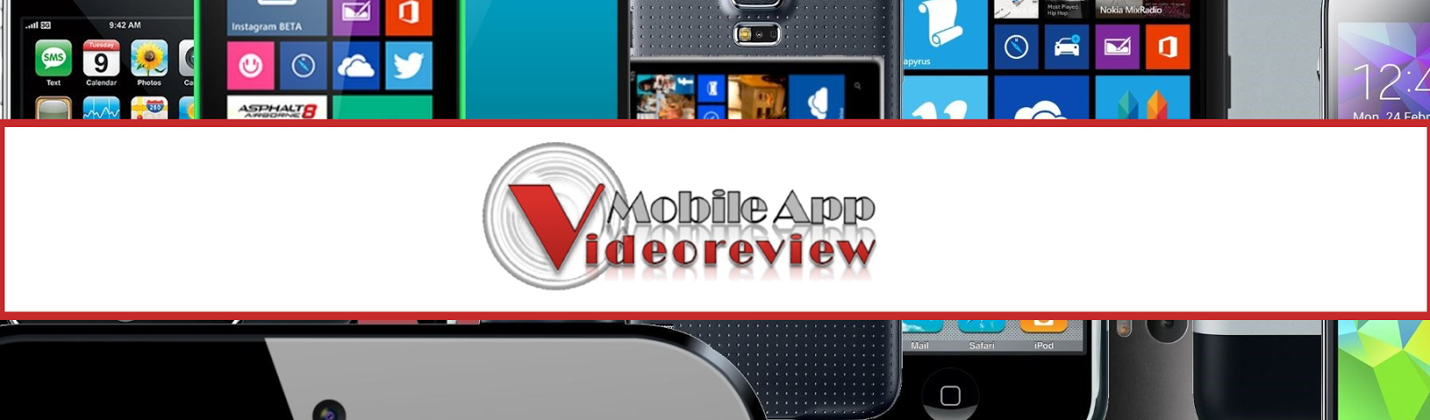 Mobile App Videoreview