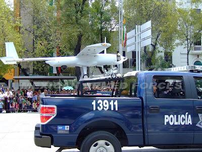 aeronaves - Aeronaves no tripuladas y Drones de México. Noticias,comentarios,imagenes,videos - Página 2 Hydra+G1+Guerrero+3