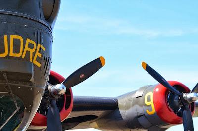 B-24 propellers