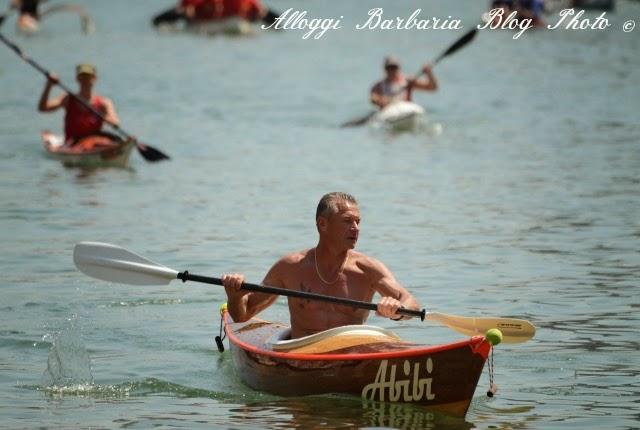 Kayak alla Vogalonga