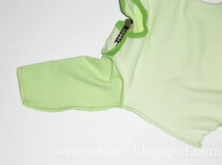 Baby Sweater Tutorial 11    wesens-art.blogspot.com