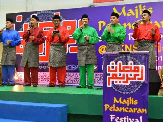 Selebriti Popular Meriahkan Festival Ramadan@PKNS
