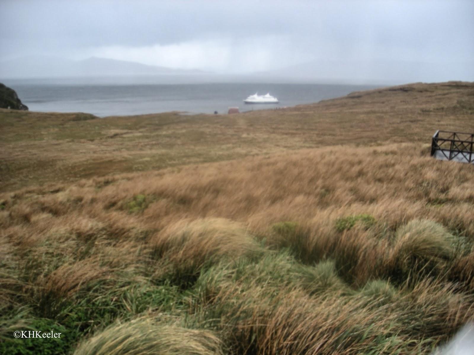 Cape Horn landscape