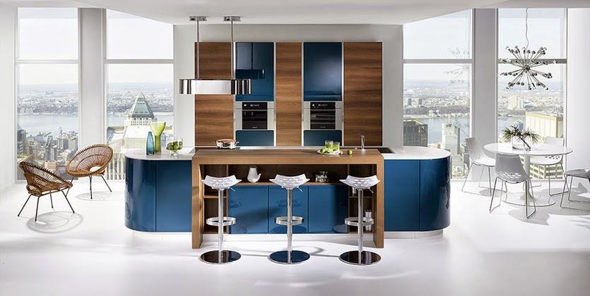 Conseils pour choisir les couleurs de peinture de cuisine for Conseil peinture cuisine