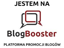 Jestem na BlogBooster