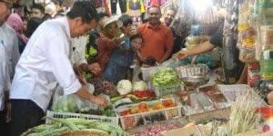 Foto Jokowi Ketika Berada Di Kota Subang , Jawa Barat