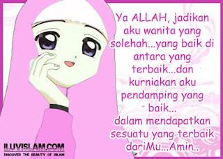 Ku Ingin Kekasih Halal . ♥