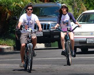 Victoria Justice Boyfriend Ride a Bicycle