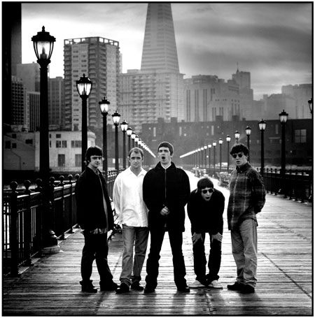PLUMDUSTY'S PAGE: Oasis 1995-02-13 Urban Art Bar, Houston, TX Oasis Band 1995