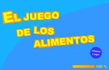 JUEGO DE LOS ALIMENTOS