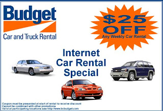 car rental printable coupons