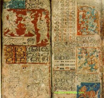 Profesor Ini Mengaku menemukan 'Peta' Harta Karun Emas 8 Ton milik Suku Maya