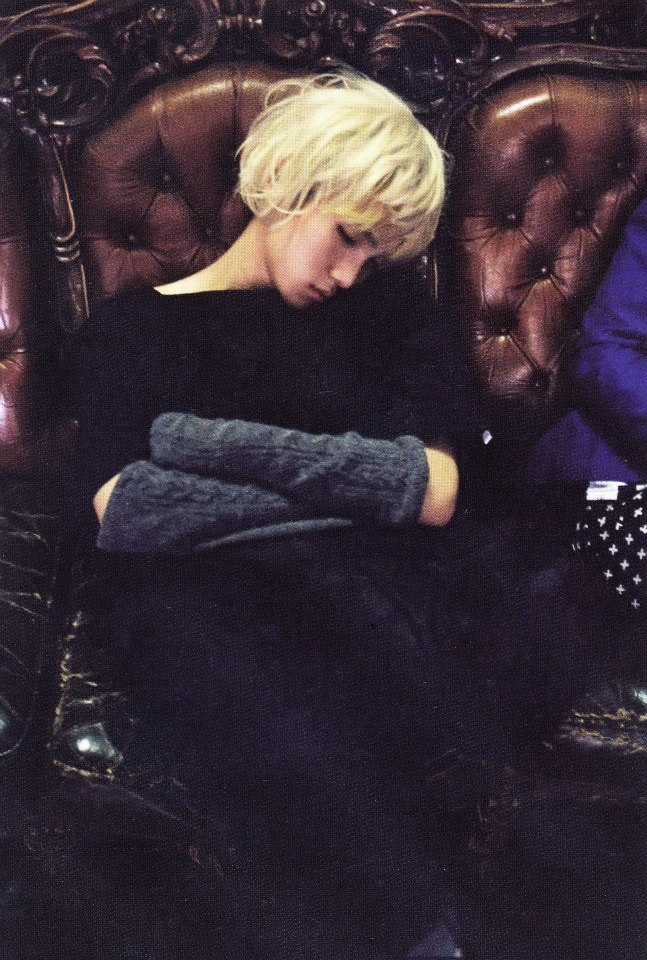 Shinee Dream Girl hq photobook scans pt. 2 individual