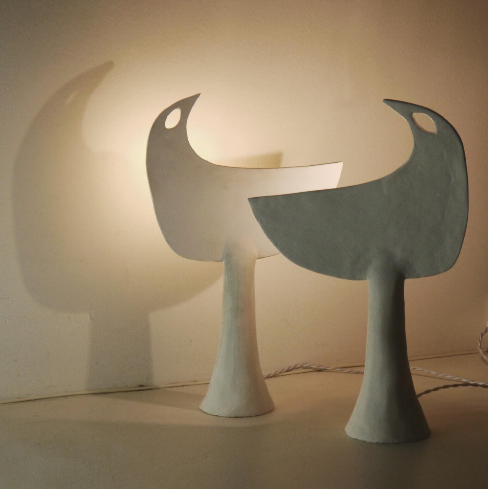 rifosdesign: LAMPE OISEAU - Lampe Oiseau