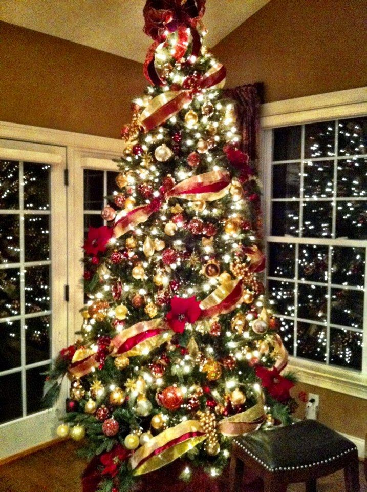 http://www.topinspired.com/top-10-inventive-christmas-tree-themes/