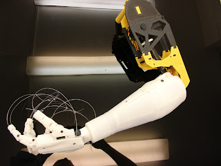 InMoov Robot Arm