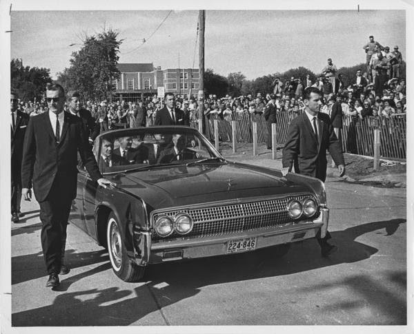 JFK North Dalota, 9/25/63