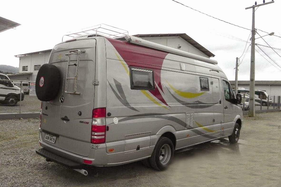 Brilliant RVs Trailers Motor Homes E Campers Camper Duaron Com Pouco Uso Adquirido