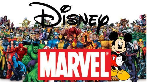 Disney, Marvel