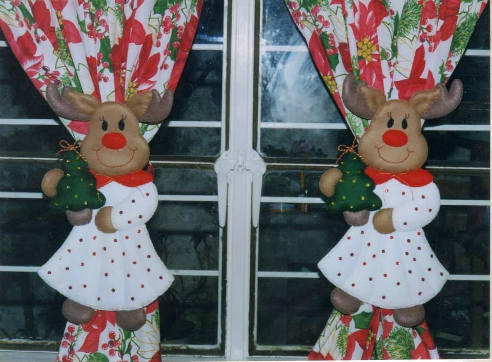 Set De Baño En Pano Lenci:Moldes Cubresillas Navidad