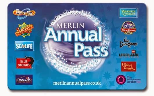 merlin annual pass discount code